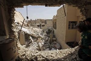 ISIL bombing