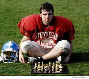 chess football