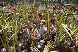 Greek Orthodox Palm Sunday