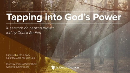 tapping into God's power