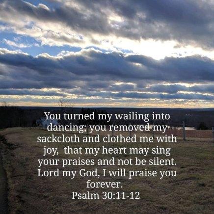 wailing into dancing